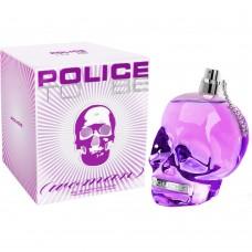 عطر زنانه پلیس 100 میلی-Police
